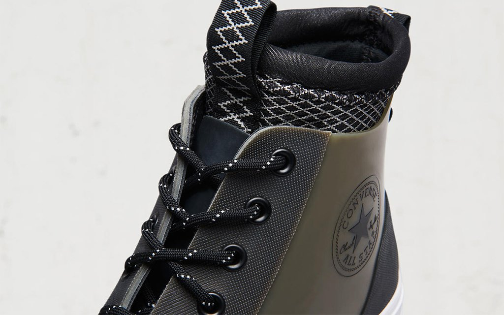 Converse Chuck II Waterproof Thermo Boots Take On Winter