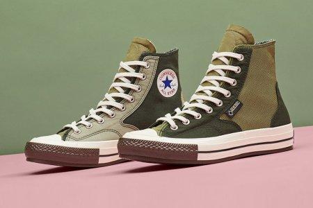 Converse Now Makes a Waterproof Chuck Taylor 'Hiker Sneaker'