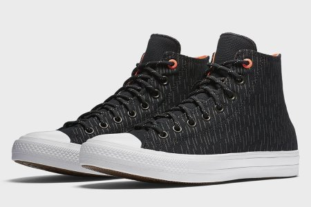 Winter Is Coming. So Are These All-Weather Chuck Taylors.