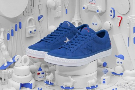 Converse Makes Strong Case for 'Shoe of Summer' With Triple C Collection