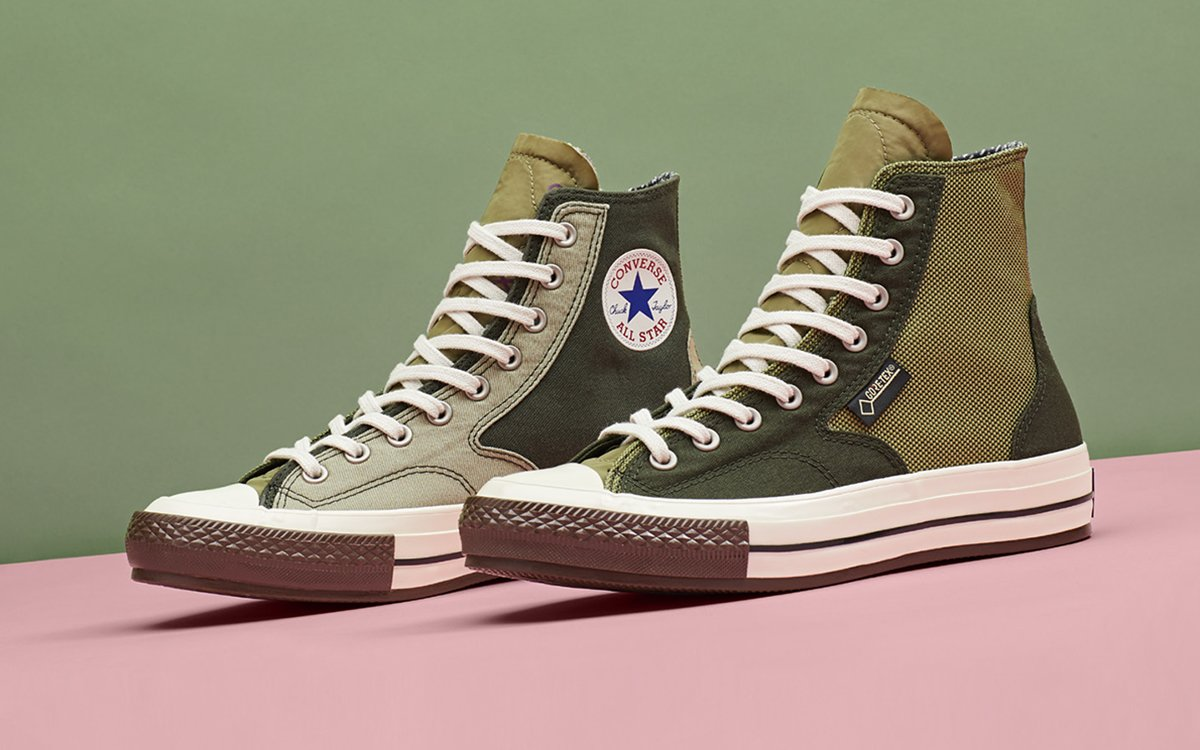 Converse Now Makes a Waterproof Chuck Taylor 'Hiker Sneaker'