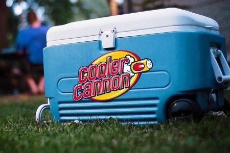 Cooler Cannon