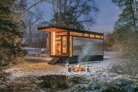 This Tiny Home Was Built for Writing the Next Great American Novel