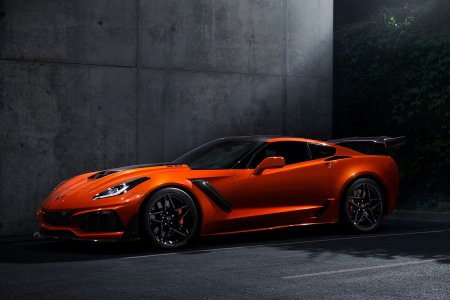 The Most Powerful Corvette in History Has Its Eye on You