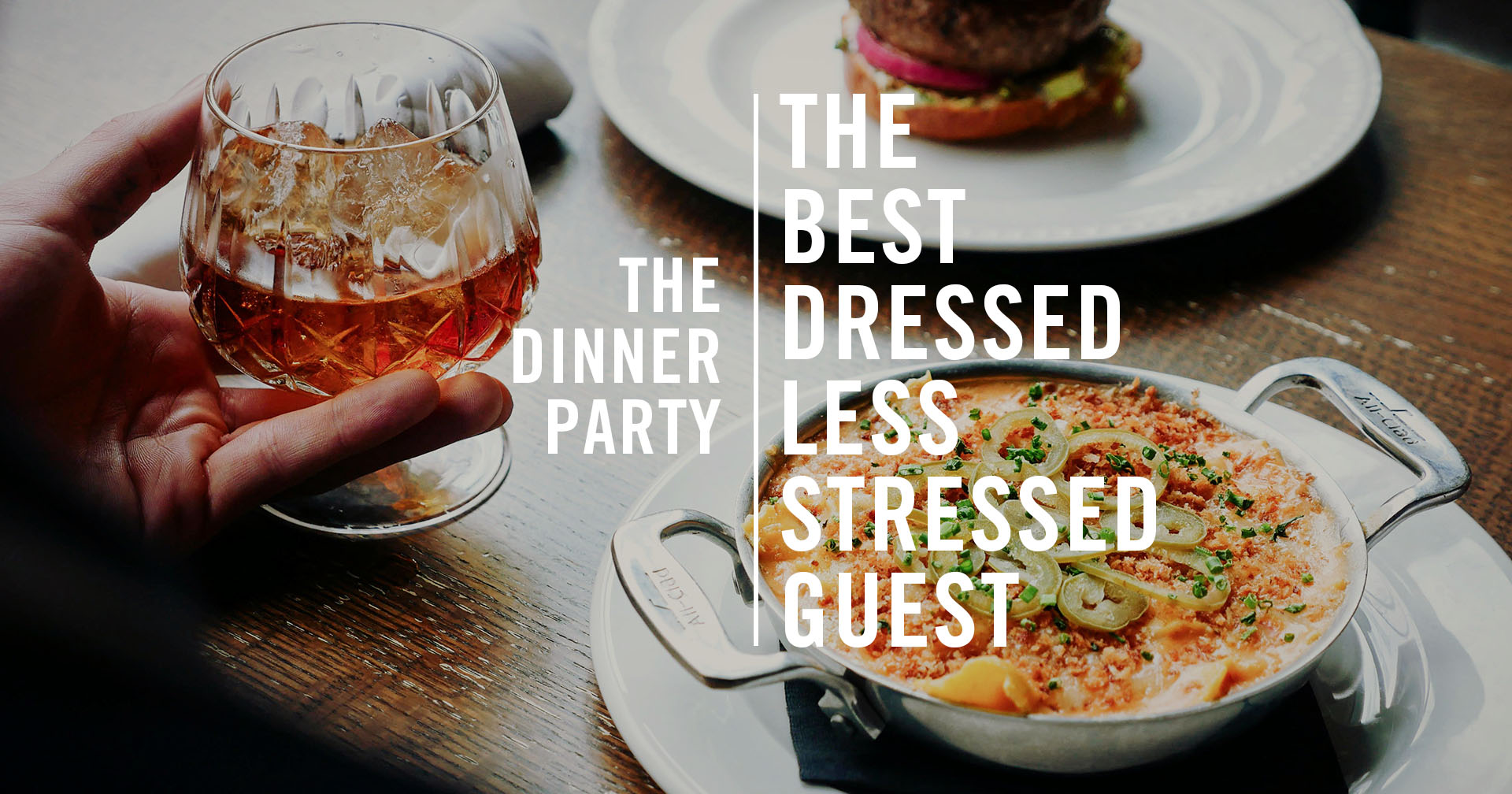The Best Dressed Less Stressed Guest