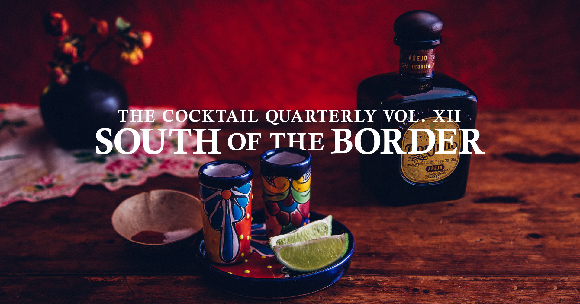 The Cocktail Quarterly, Vol. XII