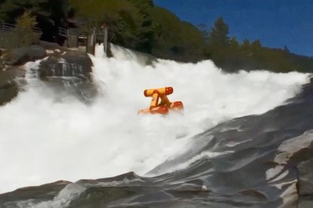 An 'Unflippable' Kayak Will Not Make You Superman