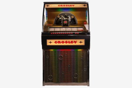 Crosley's Vinyl Jukebox Is Nostalgia Overload and We Dig It