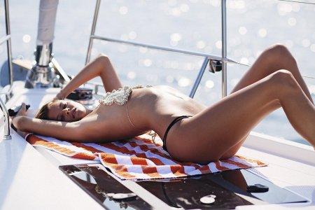 Charlize Theron, Bikini Books and the Return of Shark Week
