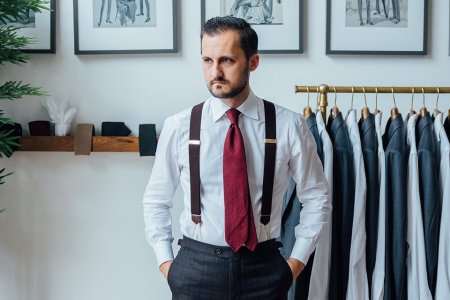 The Five Best Custom Suit Shops in Chicago, Period
