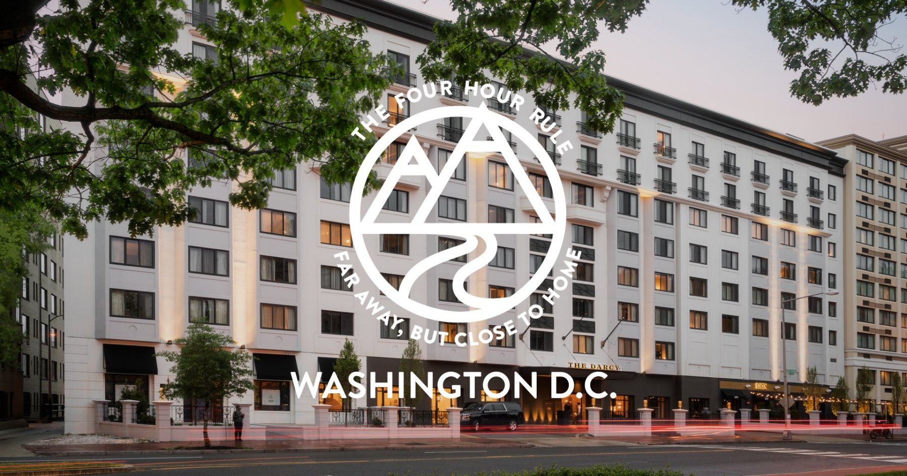 The 4-Hour Rule: Washington DC
