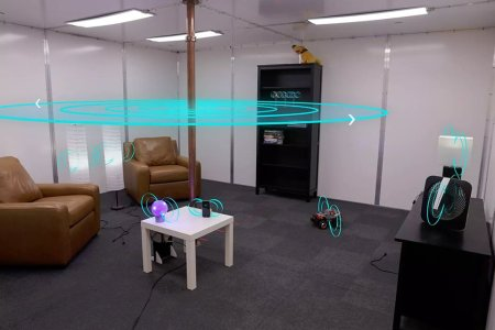 Disney Just Invented a Room That Charges, Well, Everything Inside of It