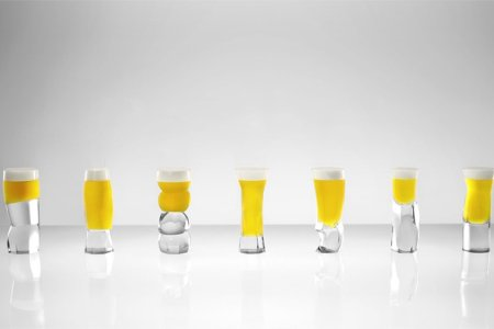Suntory Wants to Send You a Beer Glass Perfectly Suited to Your DNA