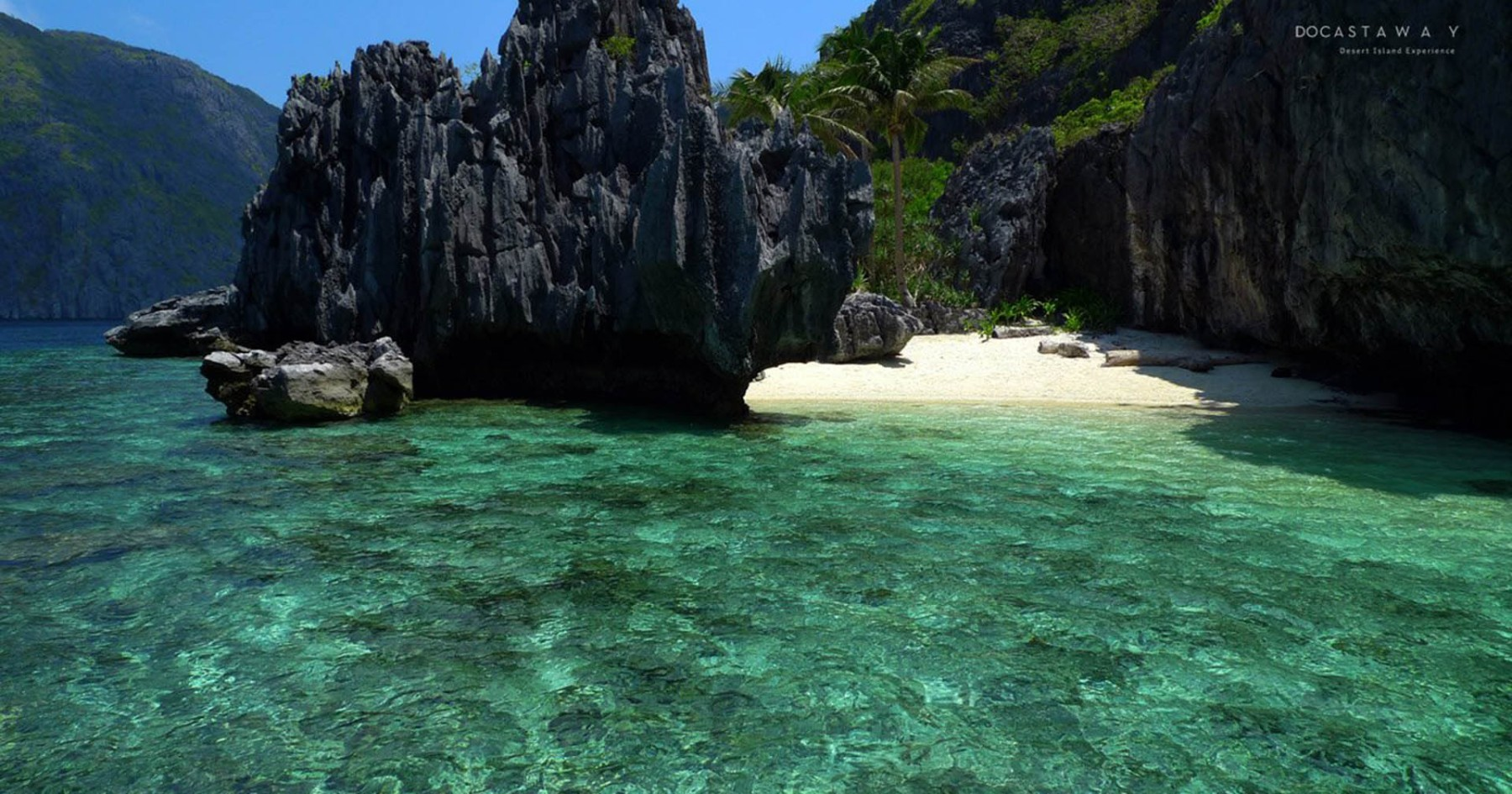Welcome to the Deserted Island Vacation Directory