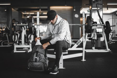 The Hardest-Working Gym Bag in Town