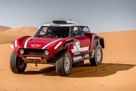 Mini Cooper's Dune Buggy Is Ready for Its 'Mad Max' Moment