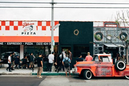 The Best LA Pizza Joint You've Never Heard Of