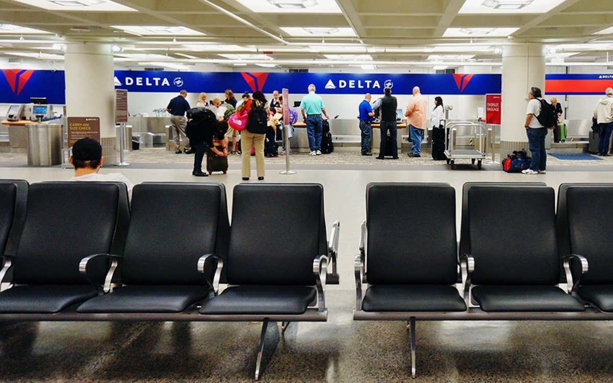 You Don't Need to Check in for Your Flight on Delta Anymore