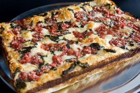 The Crispy, Very Delicious Rise of the Square Pizza