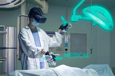 These Augmented Reality Gloves Will Allow Doctors to Play Real-Life Operation