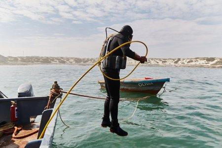 A New Safari Operator Will Take You Scuba Diving for Diamonds