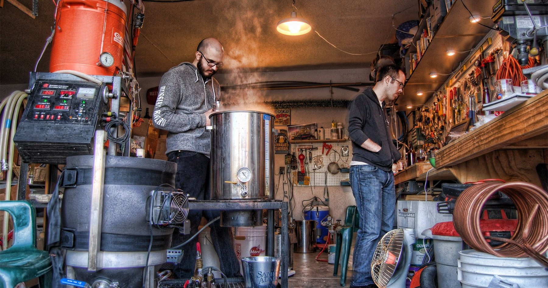 Home Distilling Is Illegal but Here's How to Do It Anyway