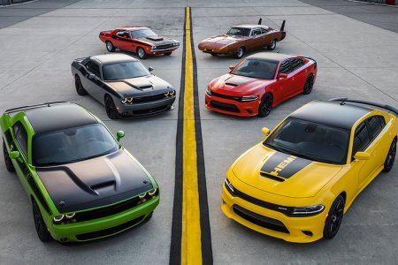 Dodge Is Reviving Two Classic American Muscle Cars