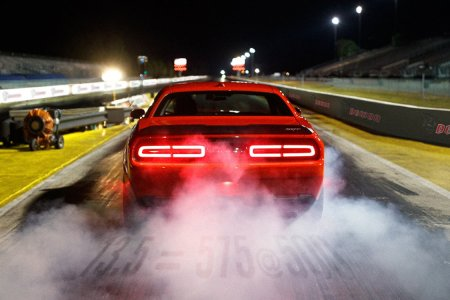 The Dodge Demon Will Come With a Drag-Racing Brake
