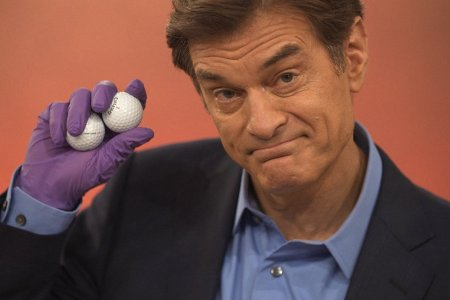 Dr. Oz Has a 5-Step Plan for Your Balls