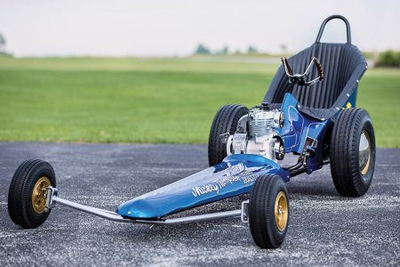 Little Baby Drag Racer Is Here to Terrorize Your Neighborhood