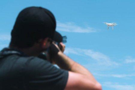Watch Some Grown Men Play 'Duck Hunt' with Drones
