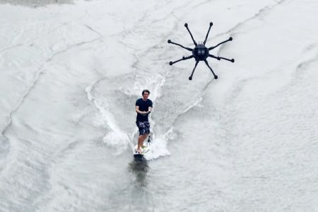 Today in Nothing Is Sacred: Dronesurfing Is Now a Sport
