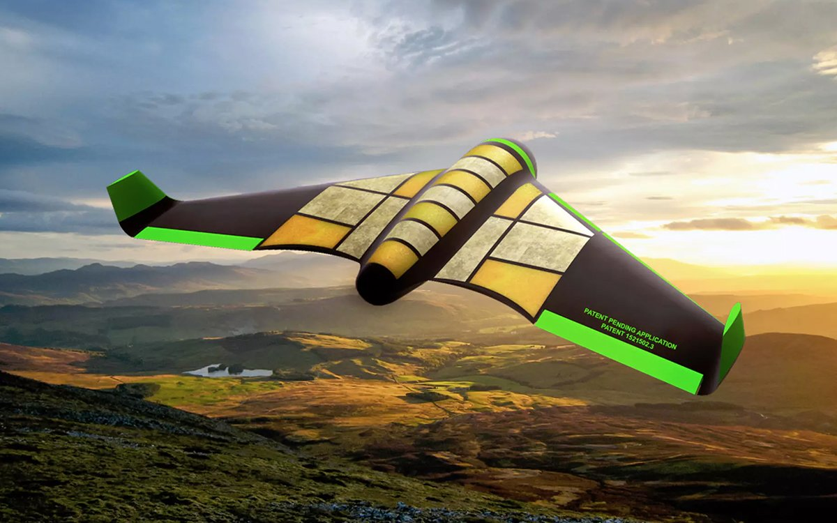 This Little Green Drone Could Be the Future of Disaster Relief