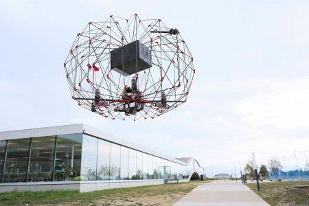 Is This Carbon-Fiber Origami Drone the Mailman of the Future?