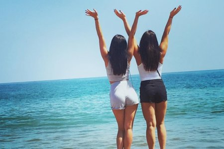 Two Women Instagram Their $30M Drug Smuggling Trip