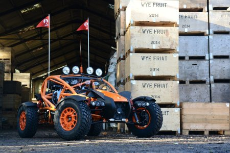 This Mutant Buggy Is Coming Stateside, Hungry to Burn Rubber