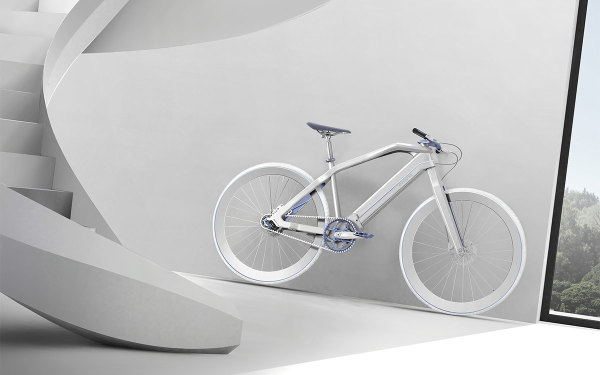One of Italy's Premier Car Designers Now Does an E-Bike
