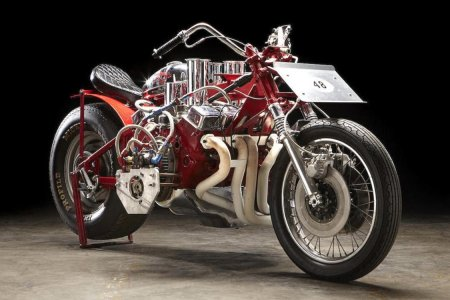 They Call This V8 Bike the Widowmaker 7