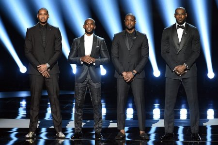 Here Are the Three Speeches Last Night's ESPYs Will Be Remembered For