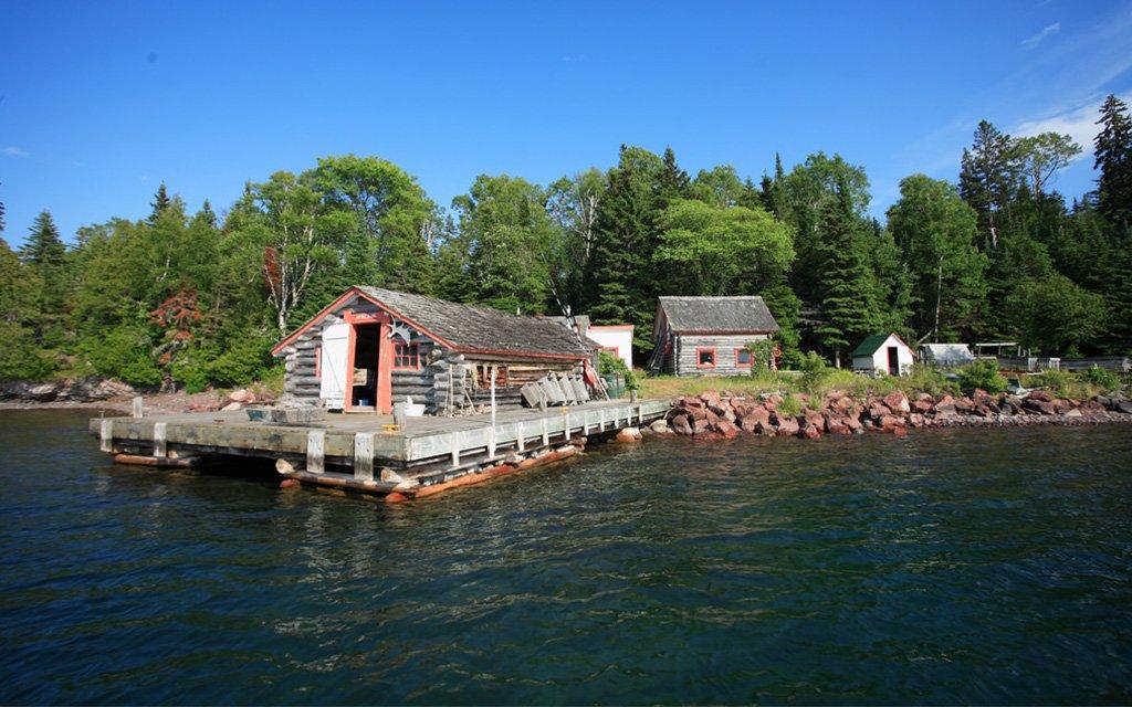 Edison fishery