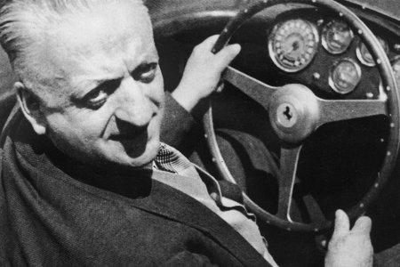 Someone Tried to Steal a Ferrari, Specifically the Corpse of Enzo Ferrari