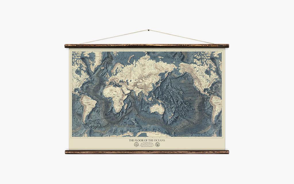 Erstwhile Maps