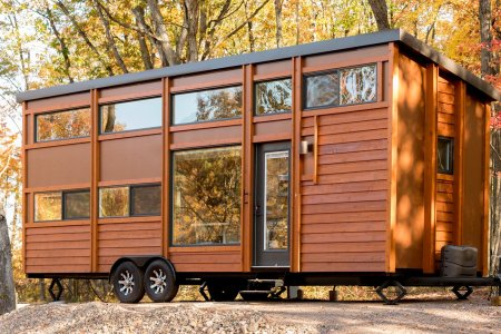 Welcome to the Midwest's New Tiny Home Resort