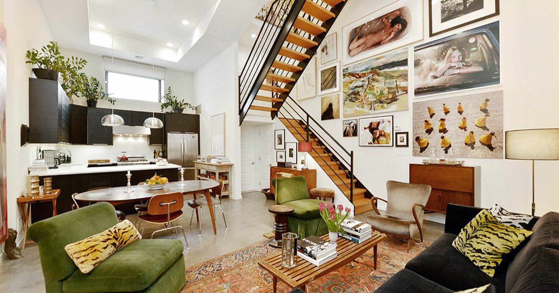 The Five Swankiest Lofts Currently for Sale in NYC