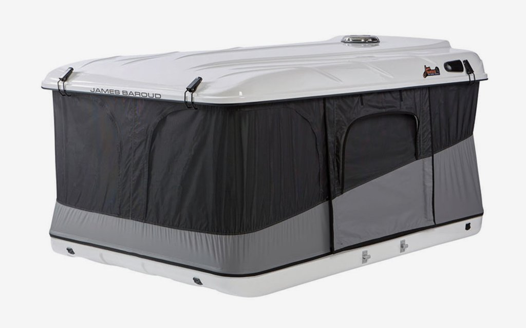 The Evasion Rooftop Tent Is For Anytime Adventure - InsideHook