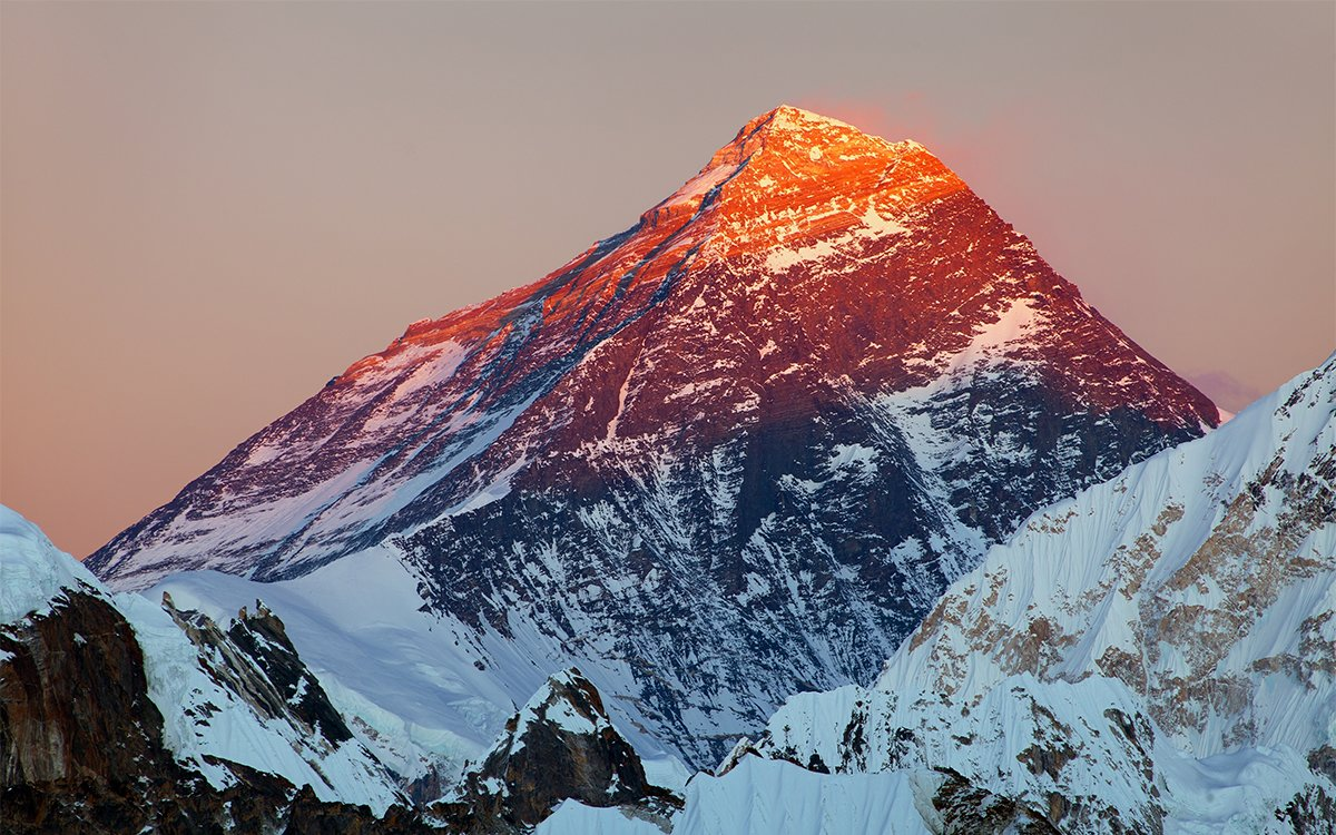 Wanna Climb Everest? Hurry Up. They're Imposing an Age Limit.