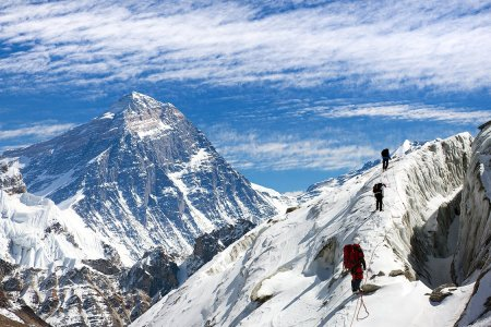 Mount Everest Is Now the Highest Place on Earth to Get Free Wifi