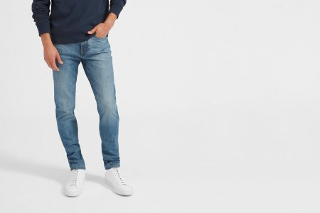 Everlane Just Released the Best Jeans You Can Buy for Under $100