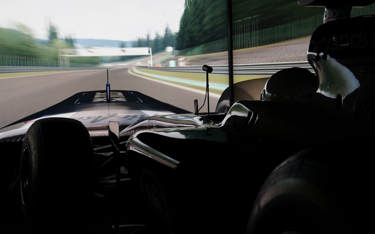 This Game Is the Closest You'll Ever Get to Racing an Actual F1 Car