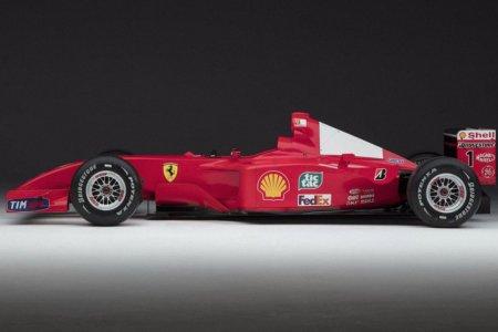Got Room for Michael Schumacher's Title-Winning Ferrari in Your Garage?